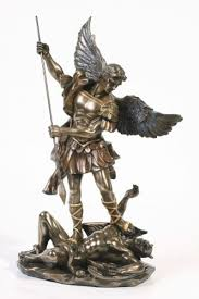 statues for sale michael archangel statue with spear st michael
