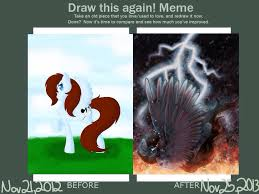 wow uh woah draw this again meme holy crap by yazmen10 on