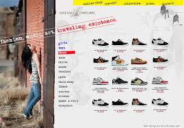 fashion e shop portfolio exle product page layout for clothing website