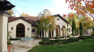 Spanish Colonial House by Spanish Colonial Home Nspj Architects