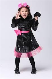 Size Cat Halloween Costumes Cheap Black Cat Costume Halloween Girls Aliexpress