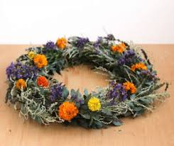 herb wreath simple herb wreath family crafts