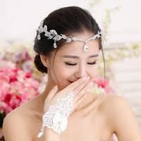 best wedding forehead headdress to buy buy new wedding forehead