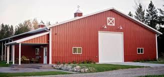 Metal Pole Barns Laramie Barn Lights Add Traditional Touch To Metal Barn Blog