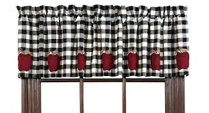 Checkered Kitchen Curtains Fresh Black And White Checkered Kitchen Curtains Ideas Home