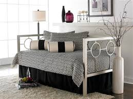 bedroom metal daybed with trundle metal daybed with trundle for