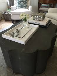 Home Goods Furniture by This Homegoods Marble Tray With Inlay Adds The Finishing Touch To