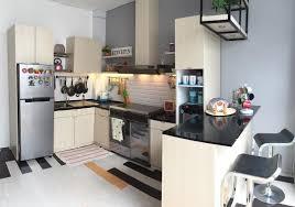 Kitchen Set Minimalis Untuk Dapur Kecil 2016 18 Model Dapur Sederhana Minimalis Dengan Kitchen Set Terbaru 2017
