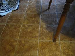 the cannary family kitchen camo floor