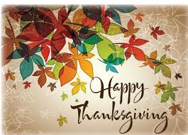 happy thanksgiving from our family to yours harmony within