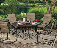 wilson u0026 fisher tahoe patio dining collection big lots