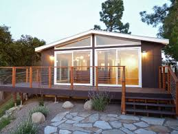 exterior mobile home makeover for good a modern double wide