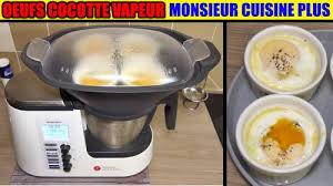 silvercrest cuisine œufs cocotte épinards monsieur cuisine plus édition lidl silvercrest