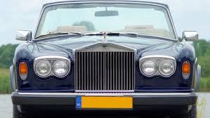 rolls royce rear rolls royce corniche drivetribe