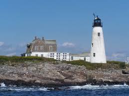 Wood Island Light Island Lighthouse