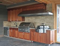 beautiful outdoor kitchen home depot taste