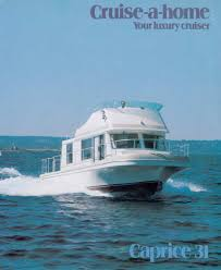 Boat A Home Caprice 31 Model Cruise A Home