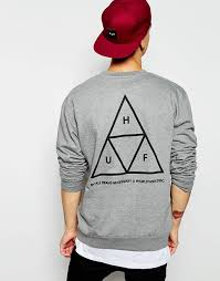 get the best online deals huf clothings sweatshirt new york sale