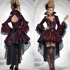 vampire cosplay costumes luxury evil queen dress for deluxe