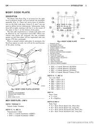 dodge ram 1500 1998 2 g workshop manual