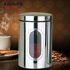 ikea food storage bai wei shi stainless steel canister dried tea zero food storage