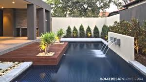 Contemporary Backyard With Asian Themes On Drake Street Melbourne - Asian backyard designs