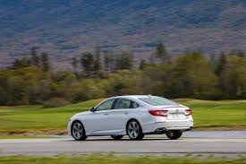 honda wanted 2018 accord to top midsize class in fuel economy u2013 it