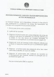 documents mariage documents du consulat général de la république d angola casa d