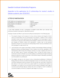 7 how to write a motivation letter for bursary receipts template
