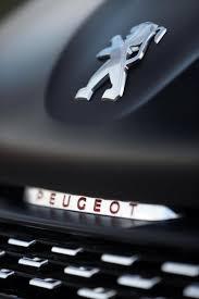 peugeot logo foto presentación peugeot 208 gti 30th foto logo coche