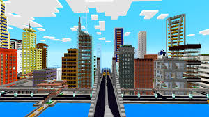 Minecraft New York Map by Mega City Map For Minecraft Pe Android Apps On Google Play