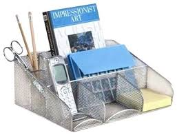 all in one desk organizer wire desk organizer desk