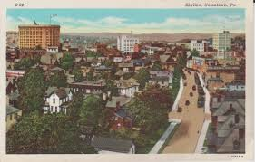 old pictures of uniontown pa skyline uniontown pennsylvania