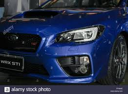 blue subaru wrx blue subaru wrx sti stock photo royalty free image 95375322 alamy