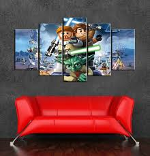 20 best lego star wars wall art wall art ideas compare prices on lego wall art online shopping buy low price inside lego star wars