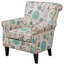 Teal Blue Accent Chair Roseville Club Chair Contemporary Armchairs And Accent Chairs