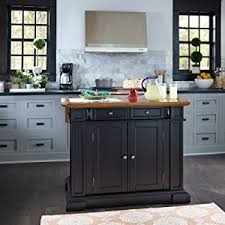 black distressed kitchen island home styles 5003 94 kitchen island black and