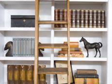 Bookshelf Fillers Bookshelf And Wall Shelf Decorating Ideas Hgtv