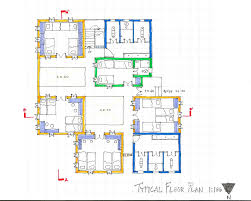 typical hotel floor plan modern floor layouts in 2d and 3d drawings idea home design