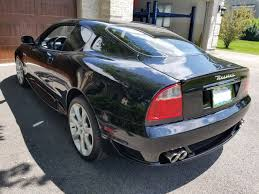 maserati gransport manual 2006 coupe gt manual trans for sale 29k miles maserati forum