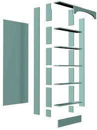 Diy Hidden Bookcase Door Pdf Woodwork Hidden Door Bookcase Plans Download Diy Plans The