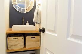 our second bathroom reveal basement bath reno u2014 hudson u0027s rose