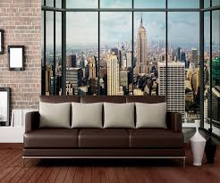 28 new york wall mural wall mural new york 1 wallsorts new new york wall mural new york office view mural wall murals ireland