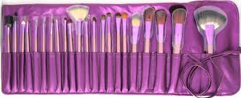 makeup brushes philippines middot 22 pc deep purple brush set