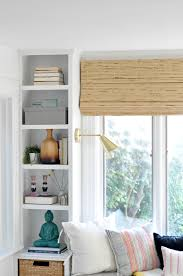 Window Seat Bookshelves Window Seat And Built Ins Reveal Befores Middles And Afters