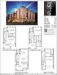 Townhouse House Plans New York Townhouse Floor Plans House Plans Pinterest