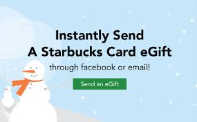 send an egift card starbucks free 5 egift card wyb 4 with your visa card