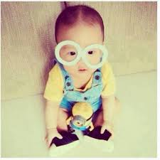 Minion Halloween Costume Baby Minion 55 Halloween Costumes Images Baby Costumes