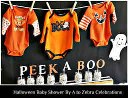 Halloween Themed Baby Shower Decorations by Best 25 Halloween Baby Showers Ideas On Pinterest October Baby