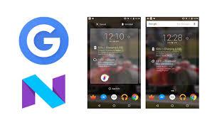 nexus launcher apk new nexus android 7 0 nougat launcher preview gadgets finder